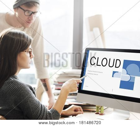 Cloud Storage Digital Sync Streaming Technology