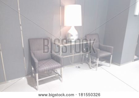 blurred photo, Blurry image, Inside the waiting room and Reception room, background