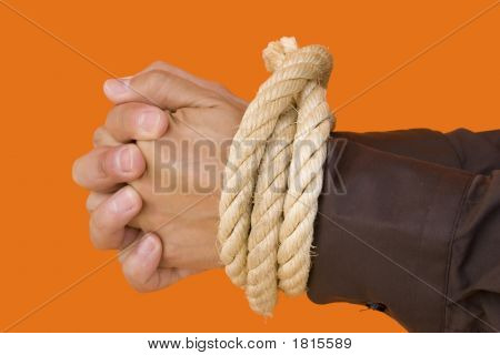 Businessman Prisonear