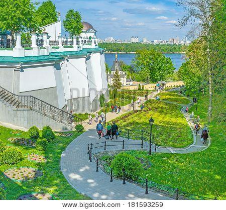 Kiev Lavra Ramparts