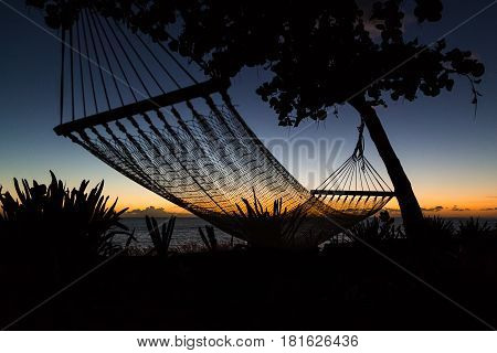 Hammock At Playa Yaguanabo