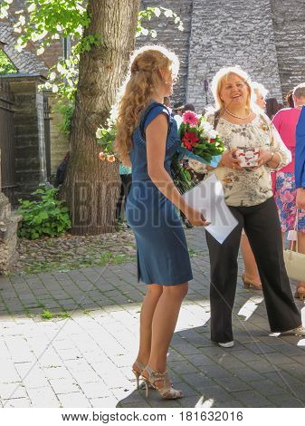 Graduation Party In Tallinn