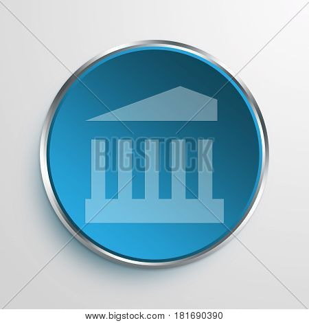 Blue Sign NYSE Symbol icon Business Concept