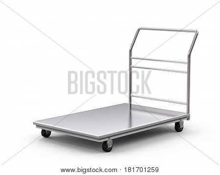 Warehouse Trolley Or Platform Trolley