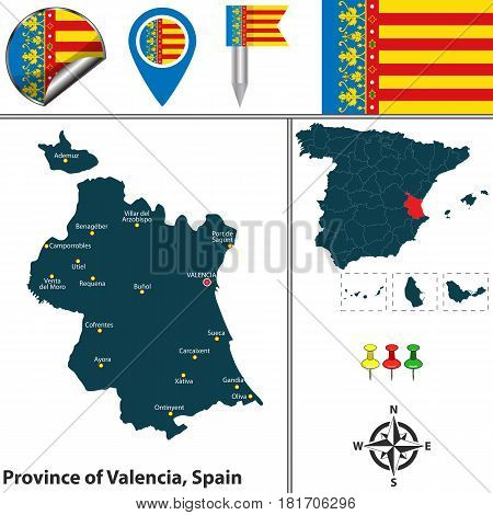 Province Of Valencia, Spain