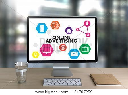 Online Advertising  Website Marketing , Update Trends  Advertising , Online Business Content Strateg