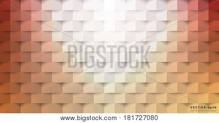 Abstract vector background. Bronze geometric background. Vector illustration. Eps10.