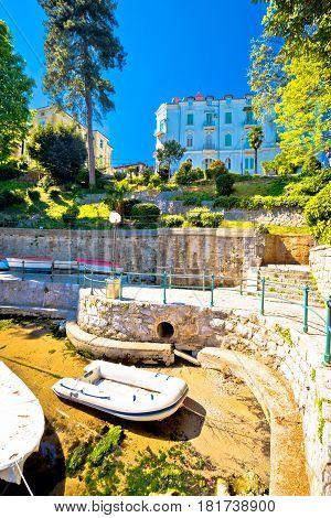Lungomare Famous Waterfront Walkway In Opatija