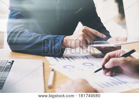 Business Analysis Meeting Training Team.