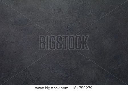 Black stone or slate texture background, chalkboard, horizontal