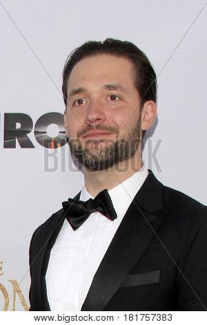 LOS ANGELES - APR 12:  Alexis Ohanian at the