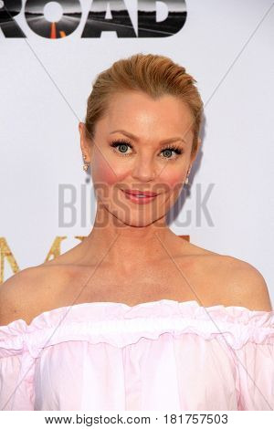LOS ANGELES - APR 12:  Charlotte Ross at the