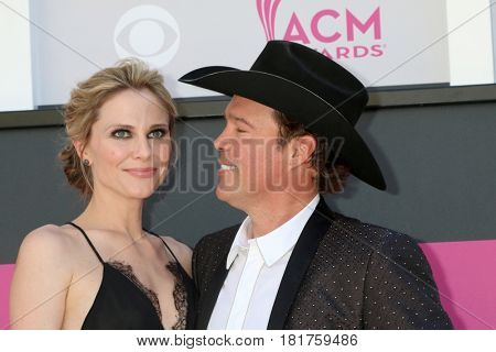 LAS VEGAS - APR 2:  Clay Walker at the Academy of Country Music Awards 2017 at T-Mobile Arena on April 2, 2017 in Las Vegas, NV
