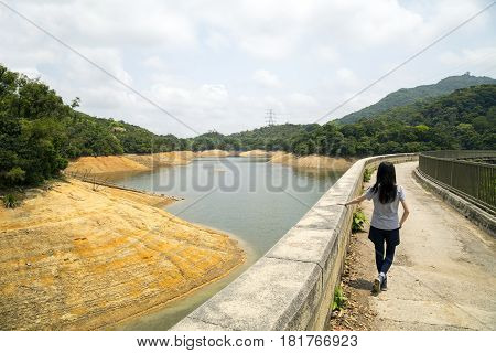 Hiking at the Kowloon Group of Reservoirs is located in the Kam Shan Country Park, Hong Kong. They include Kowloon Reservoir, Kowloon Byewash Reservoir and Kowloon Reception Reservoir.