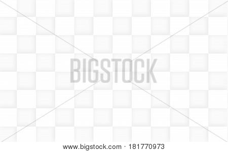 Abstract modern white chessboard texture background and white texture