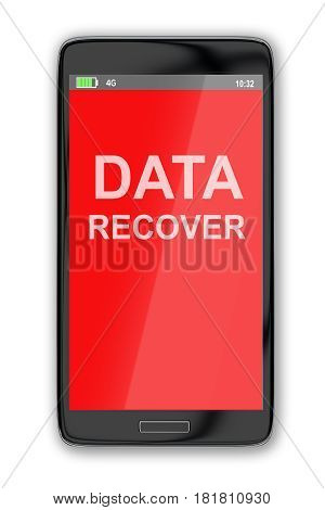 Data Recover Concept