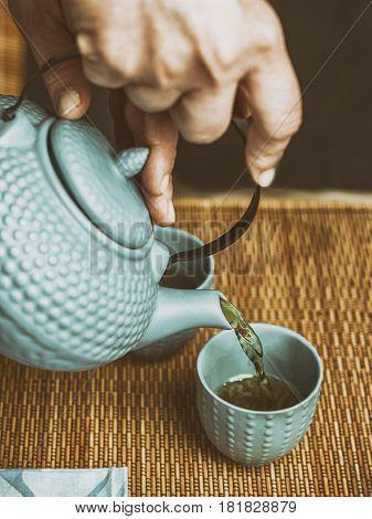 Tea Time Asian Way