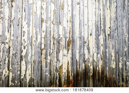 Old grunge wooden color background close-up photo.