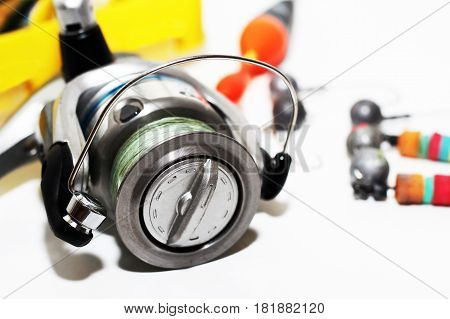 Reliable tackle Fishing set male hobby fishing