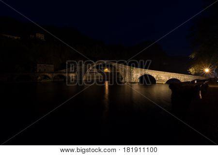 Ponte della Maddalena (Italian: