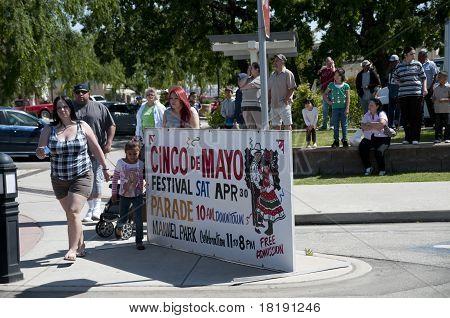 Parade Bystanders