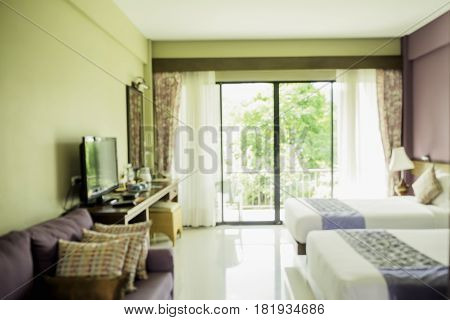 Burred Beautiful and modern home and hotel bedroom