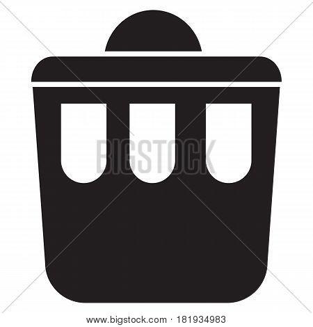 Trash Can Icon Garbage Computer Icon Delete Key