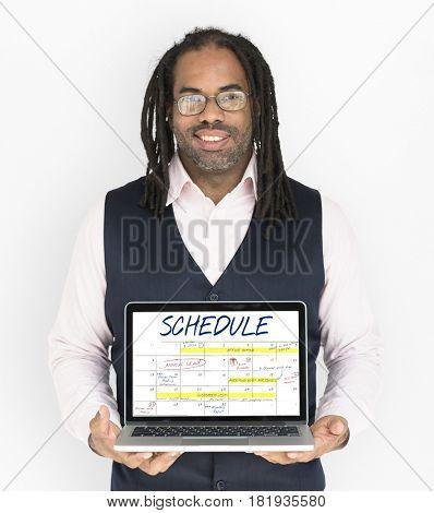 Schedule Agenda Management Planner Reminder