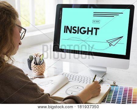 Insight Paper Plane Creative Imagination
