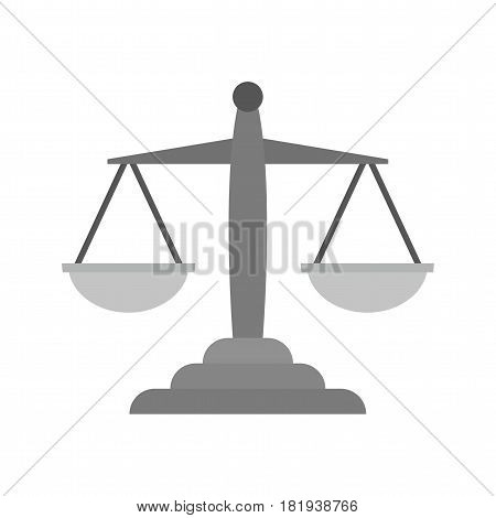 Wealth, balance, business icon vector image. Can also be used for business administration. Suitable for use on web apps, mobile apps and print media.