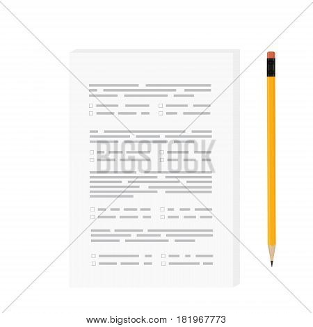Test Exam Vector