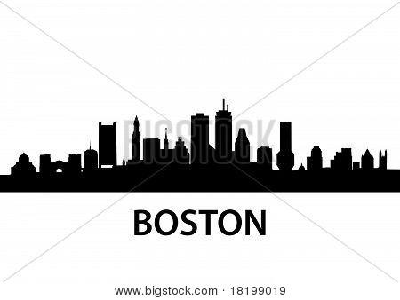 Skyline Бостон