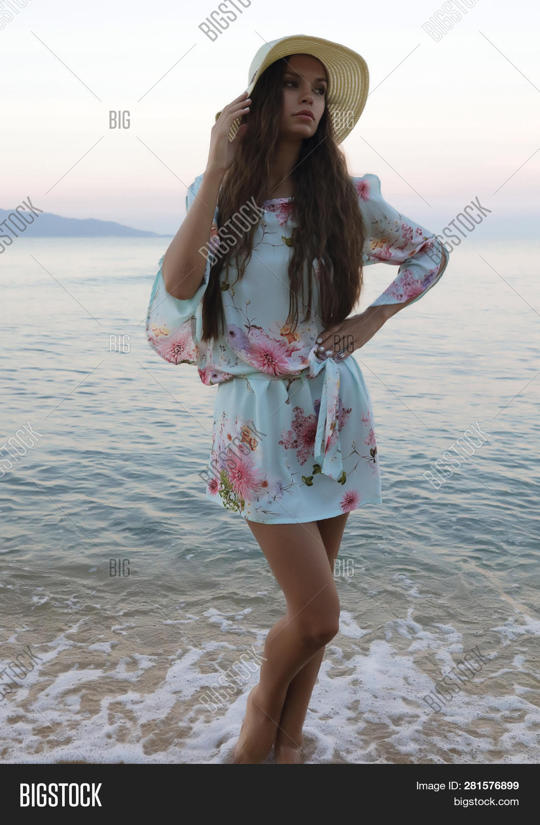 Happy Young Woman Image & Photo (Free Trial) | Bigstock