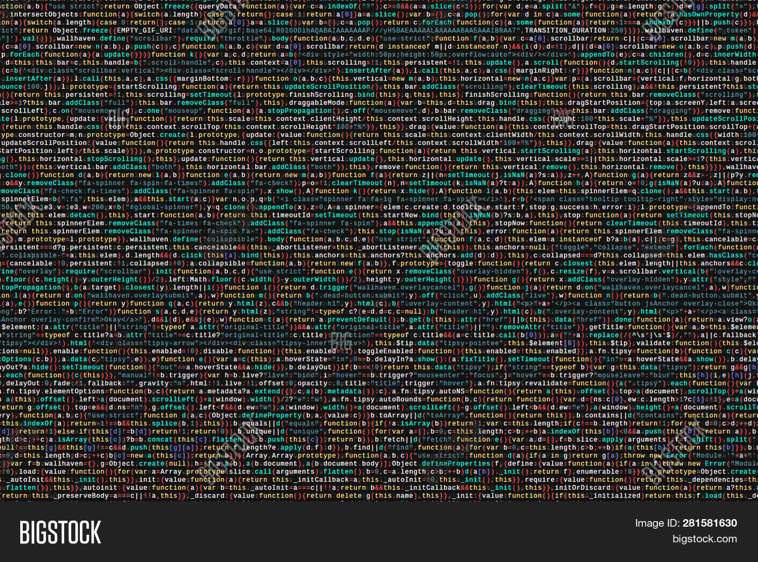 Javascript Code Text Image & Photo (Free Trial) | Bigstock