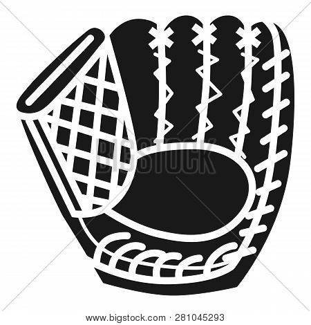 Keepers Glove Icon. Simple Illustration Of Keepers Glove Vector Icon For Web Design Isolated On Whit