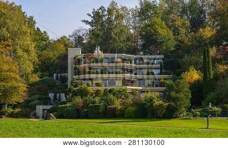 A Luxury House In Lucerne, Switzerland