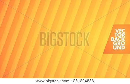 Abstract Orange Vector Background For Use In Design. Vector Textures. (tr: Turuncu Vektorel Zemin.)