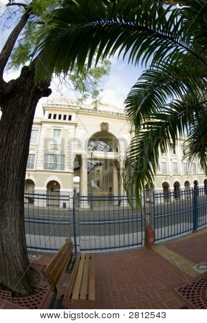 City Hall Government Office Guayaquil Ecuador