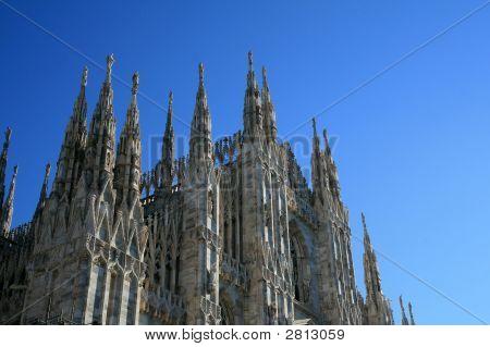 Duomo Cathedral Of Milan