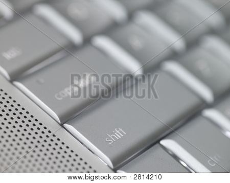 Keyboard - Shift Key