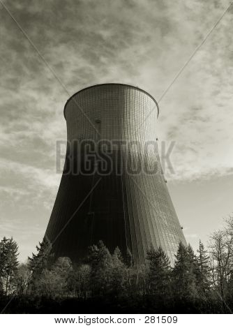 Hyperbolic Cooling Tower 3