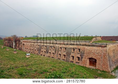 The Cavalier, A Massive Brick-walled Two-storey Building, Part Of The Fortress Of Brod, A Fortress I