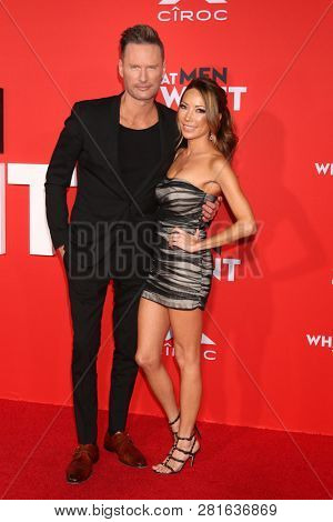 LOS ANGELES - JAN 28:  Brian Tyler, Fiance at the