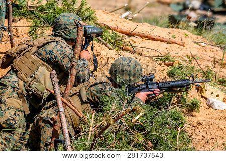 International Military Training
