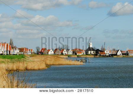 A Small Dutch Village