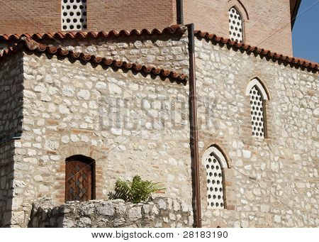 Old Mosque Wall, Hungary