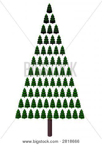 Logo Of Trees