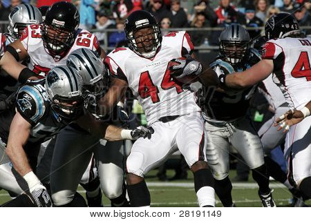 #44 Atlanta Falcons FB Jason Snelling