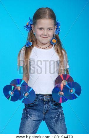 The Girl Holds 6 Cd