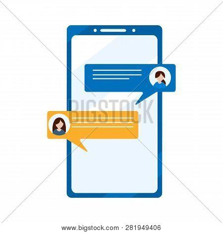 Social Media Concept Vector & Photo (Free Trial) | Bigstock